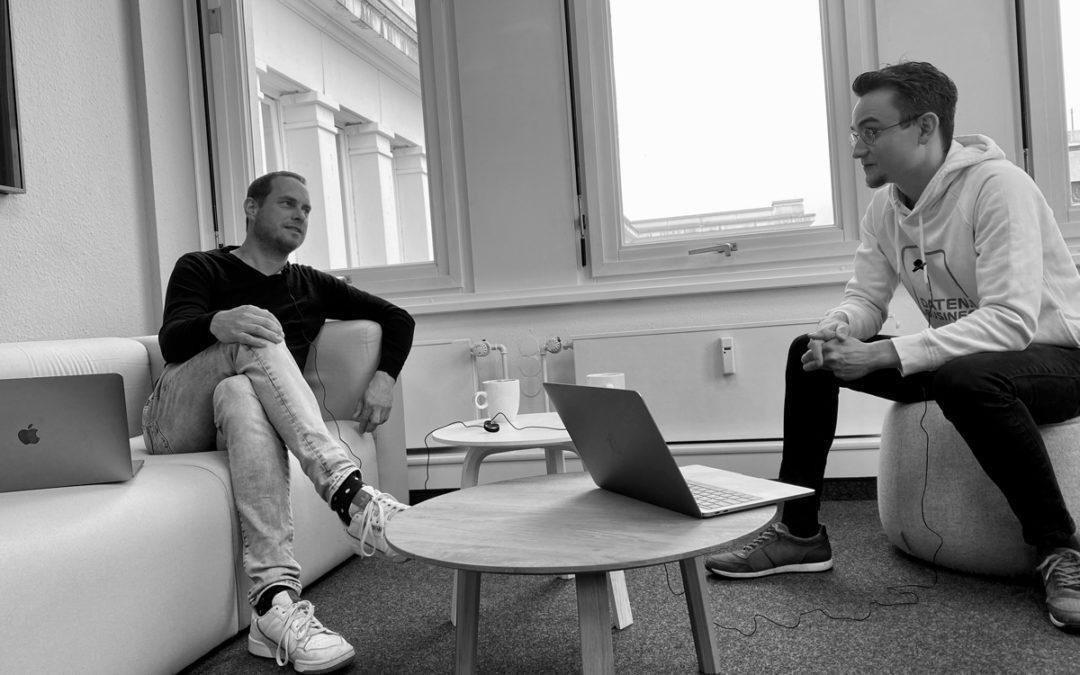 Philip Vospeter im Datenbusiness Podcast