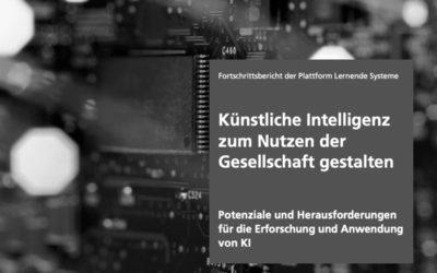 KI in Deutschland – Westphalia DataLab im neuen Fortschrittsbericht