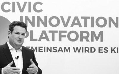 Auszeichnung von Bundesminister Hubertus Heil: Westphalia DataLab wird für KI-Projektidee  prämiert