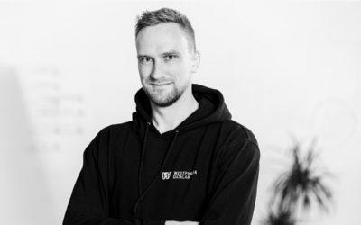 Mitarbeiterinterview mit Martin – Data Scientist