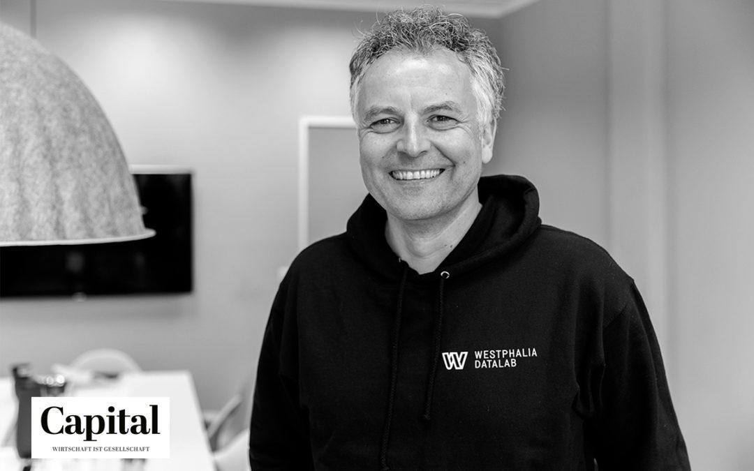 Capital – Beratung PwC steigt bei KI-Startup Westphalia DataLab ein