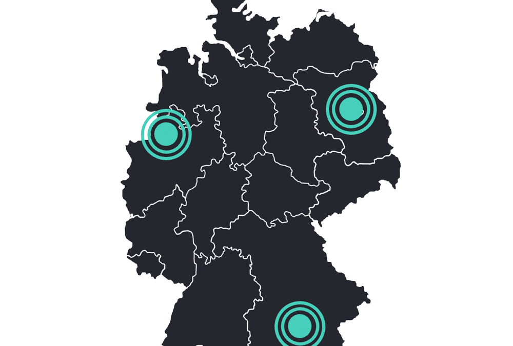 KI von München bis Berlin – zwei neue WDL-Hubs
